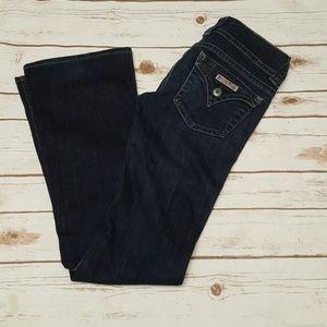 Hudson Flare Leg Jeans